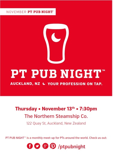 PT Pub Night