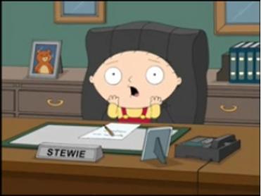 Stewie OMG