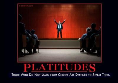 platitudesdemotivator